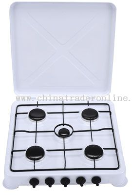 Five burner gas stove