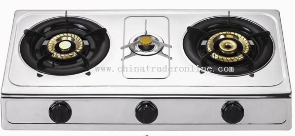 Gas Stove with Electronic