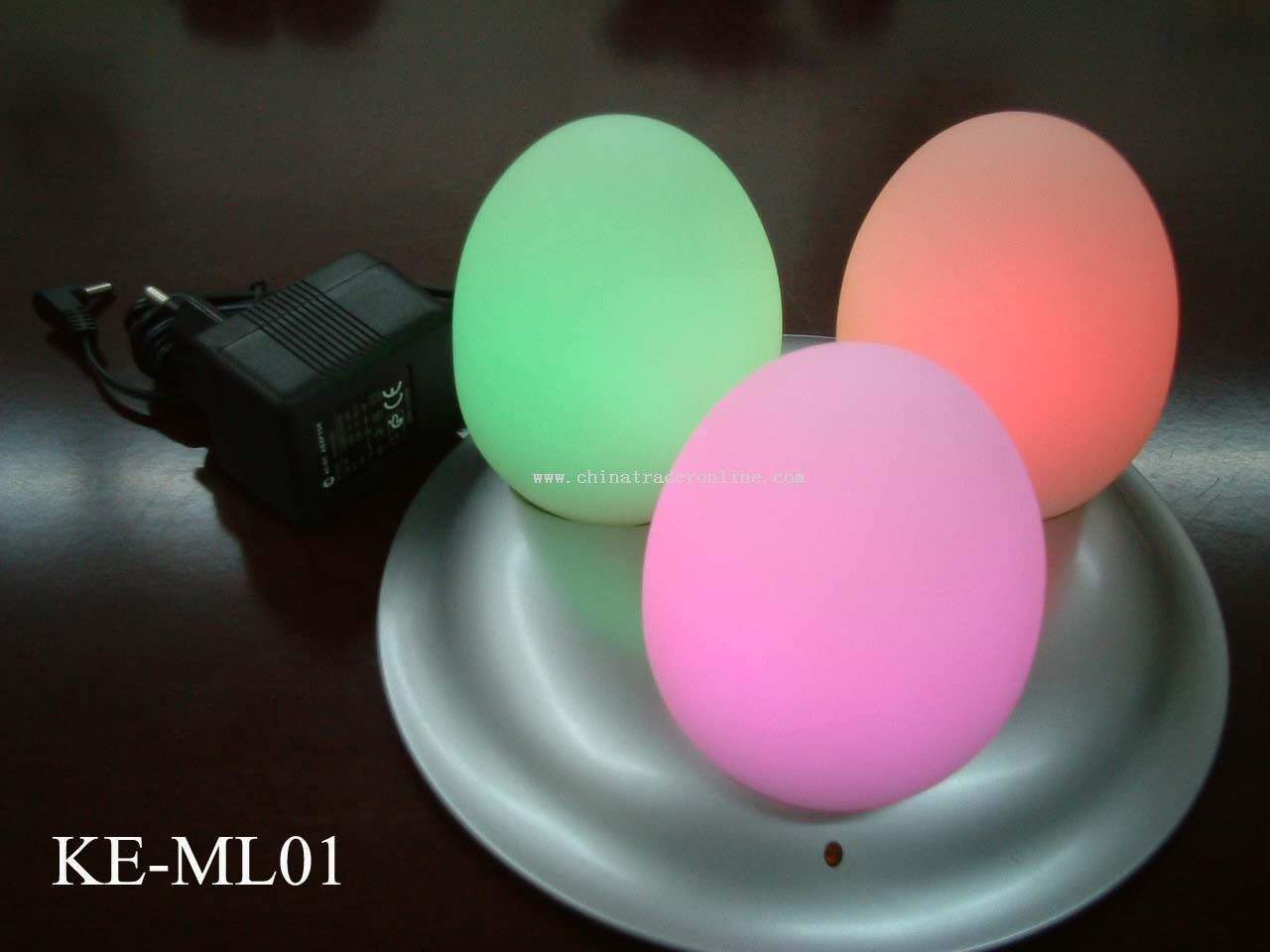 LED egg with different colour,magicle egg