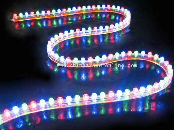 waterproof RGB LED strip light