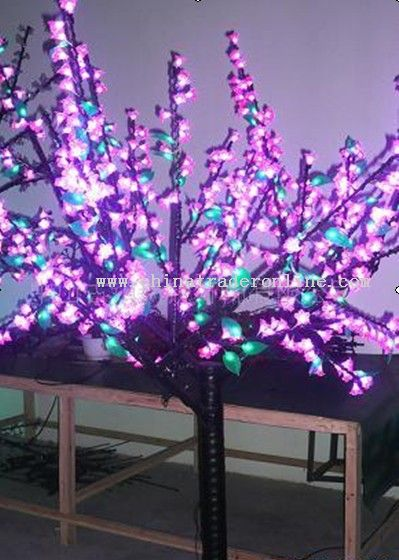 RGB LED tree
