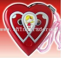 Heart Promotion Radio from China