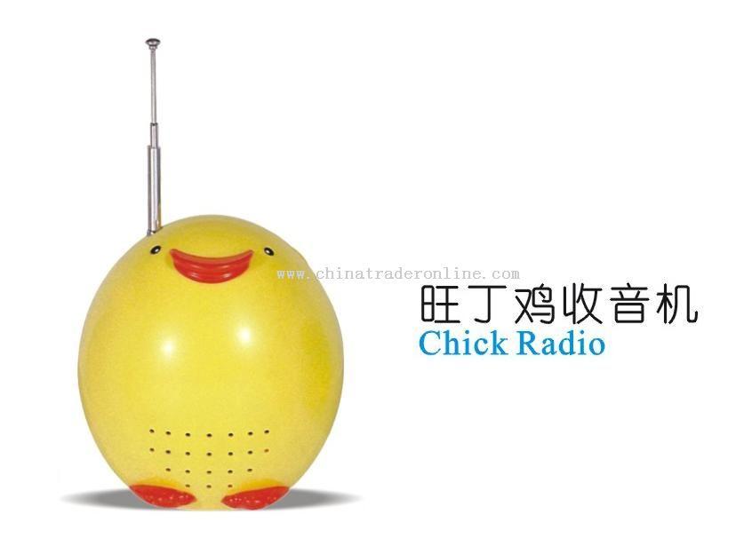 Cartoon Chick Radio