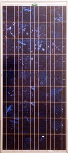 poly solar module 120W from China