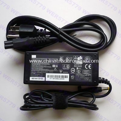 Laptop AC Adapter for Compaq  18.5V 3.5A