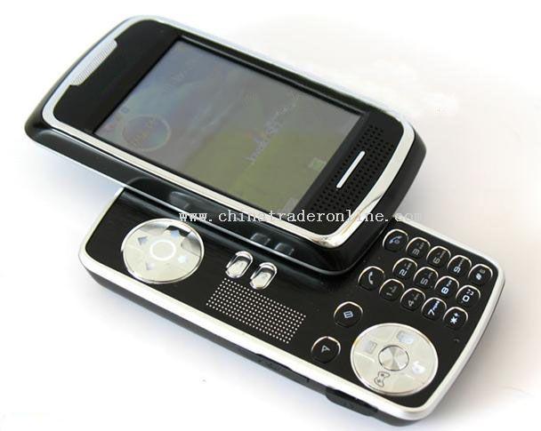 Double sliding phone