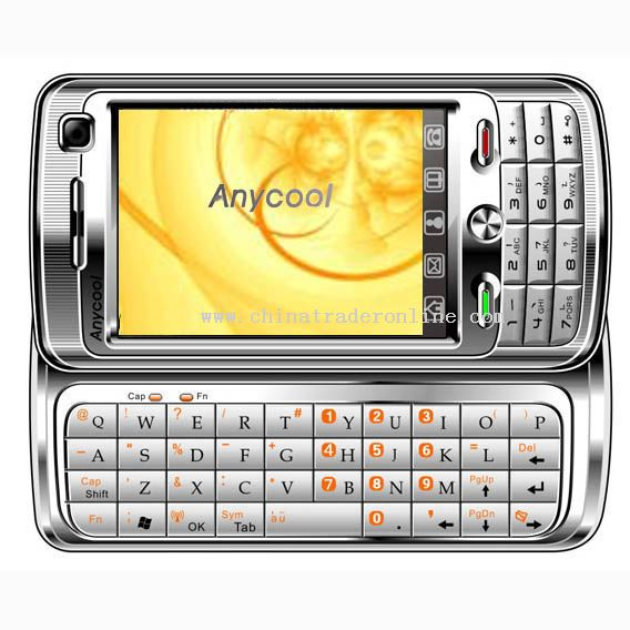 Jave Game TV Phone with Qwerty Key Boards