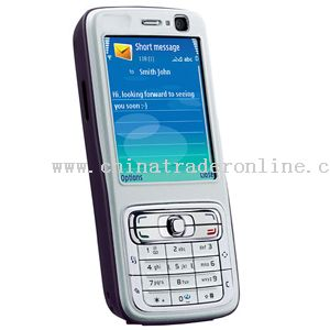 Symbian 9 mobile phone