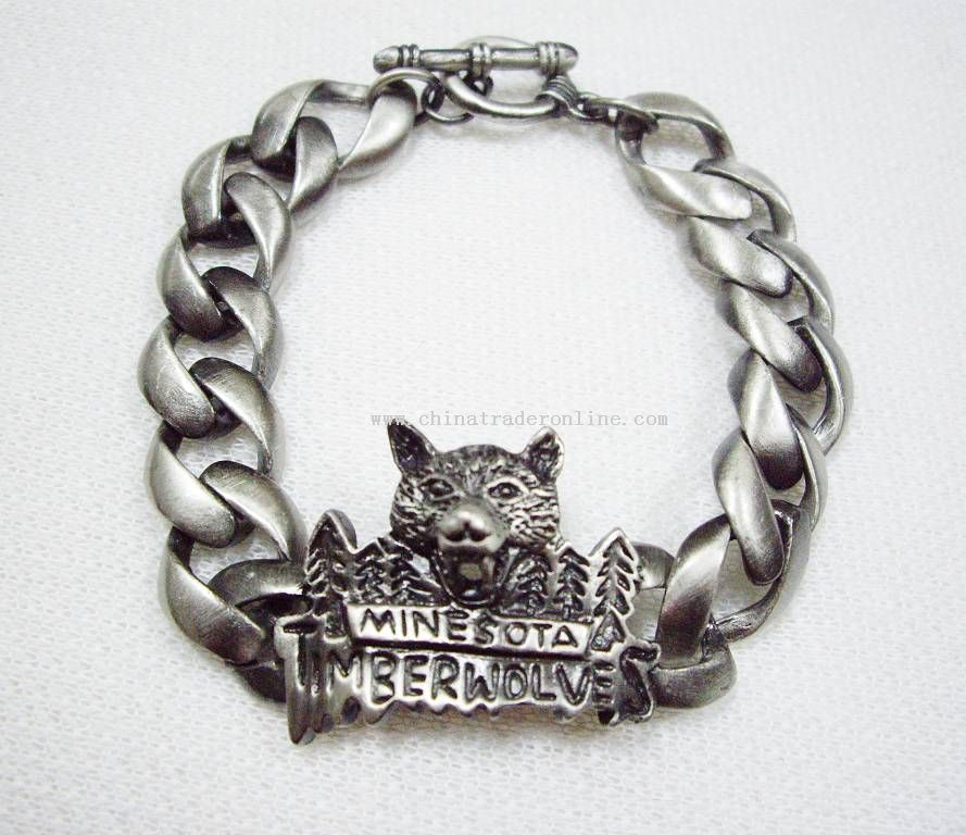 Pewter Alloy Bracelet