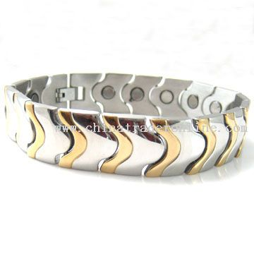 Stainless Steel Bracelets and Titanium