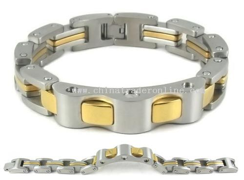 Titanium / Stainless Steel Jewelry from China