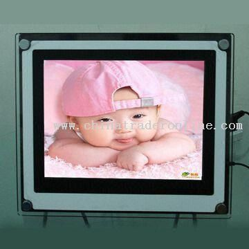 14-Inch Digital Photo Frame with Bluetooth Function