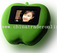 Apple Shape Mini Digital Photo Frame