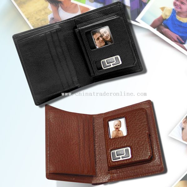 Digital Photo Frame for wallets