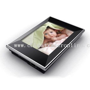 Portable 2.4 inch Digital Photo Album with MP3 Player from China