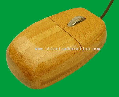 Bamboo Mouse