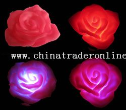 LED Flash Rose