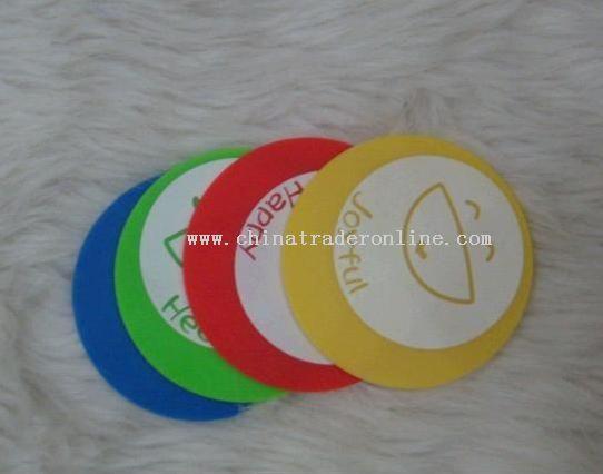 4 Pcs Coaster Set