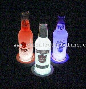 LED Flashing Cup Coaster