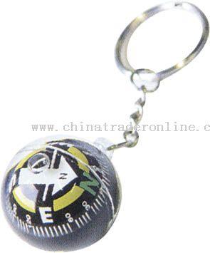 Auto Compass Ball