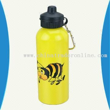 600ml Aluminum Sports Bottle