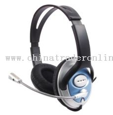 Computer Headphone with Microphone