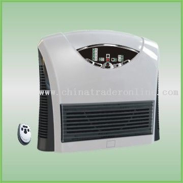 HEPA Air Purifier with UV Lamp Charcoal Filter