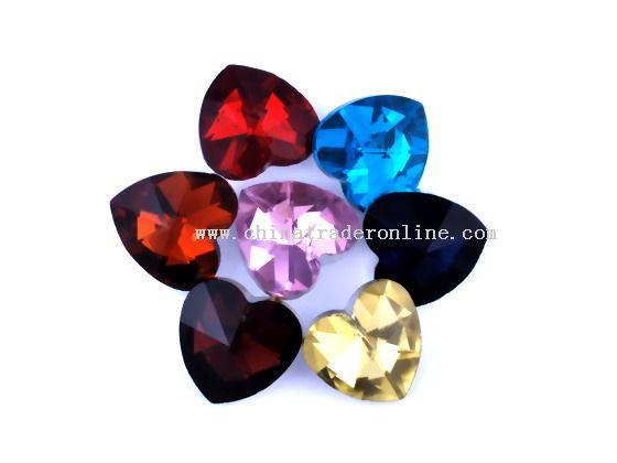 Crystal Necklace Pendants