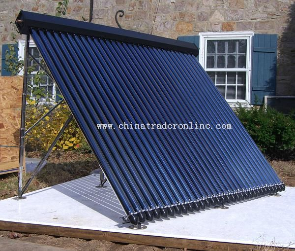 Pressure Solar Water Heater from China