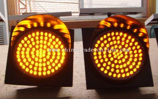 Solar Traffic Signal Lamp