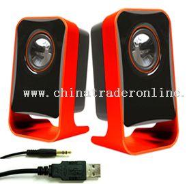 2.0 USB Digital Active speaker system