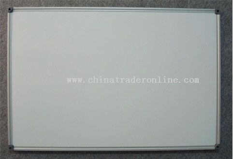 Dry-Wipe Magnetic Writing Whiteboard