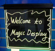Magic Fluorescent Writing Board