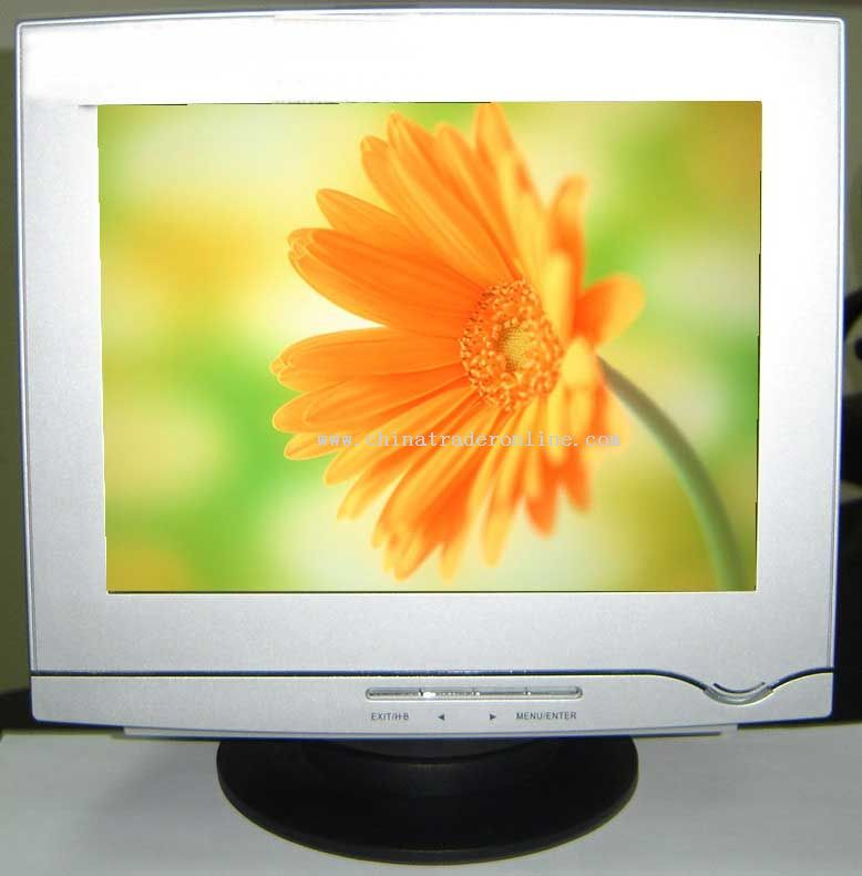 15 inch CRT Monitor