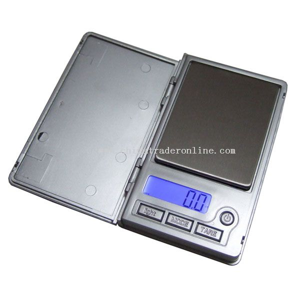 Multiple weighing units Pocket Scale