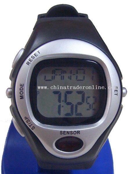 Waterproof heart rate Watch