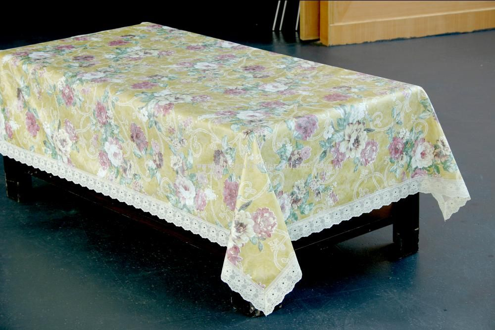 Embossing Tablecloth