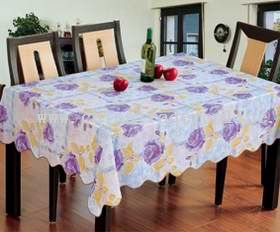 Non-Transparent Tablecloth