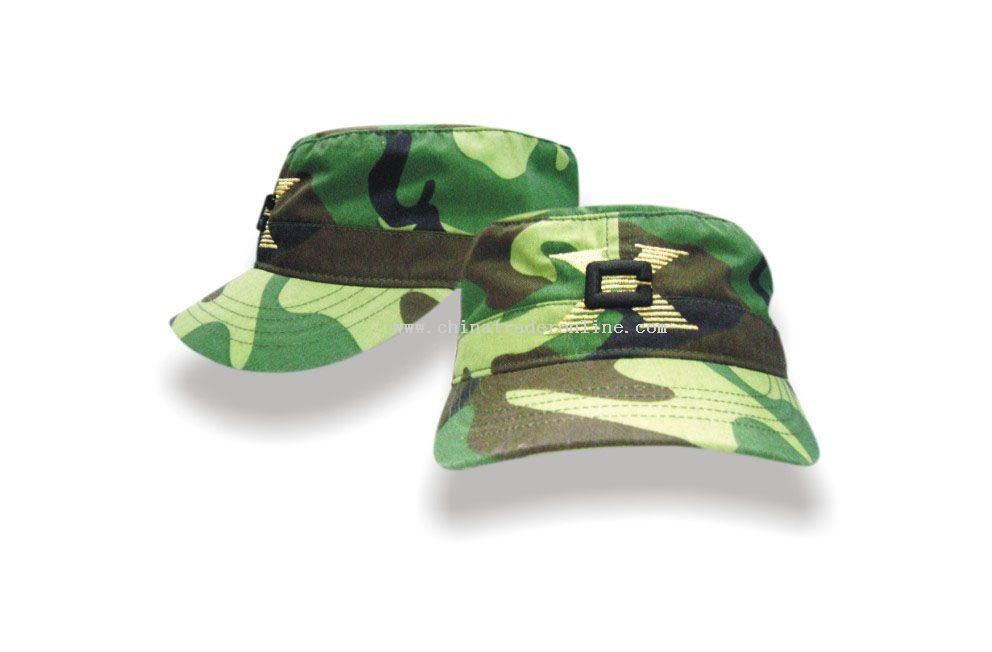 Military Cap With Uv Protect Function