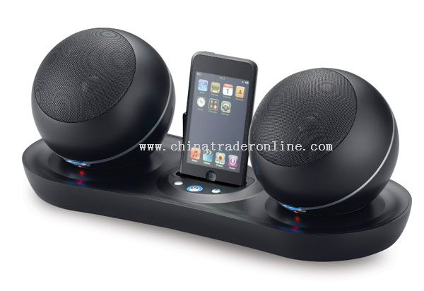 Digital wireless speaker for iPod