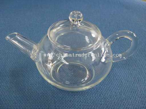150ml glass tea pot