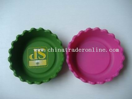100% Silicone Ashtray