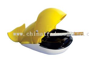 Environment Pretection Smokeless Ashtray