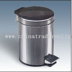 Stainless Steel Ash Can
