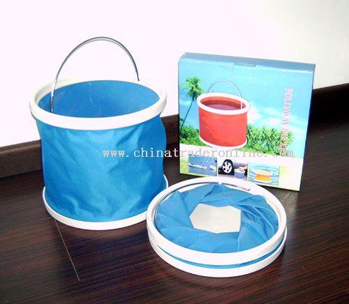 Multi Usage Folding Bucket
