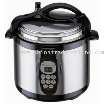 Automatic electrical pressure cooker set presto kitchen appliance