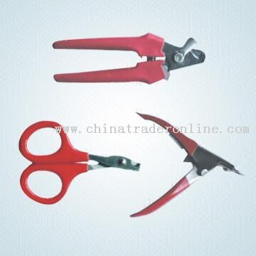 Pet Nail Clippers Made with Stainless Steel
