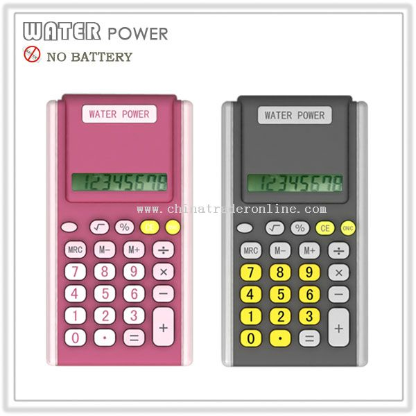 Water Power Calculator from China