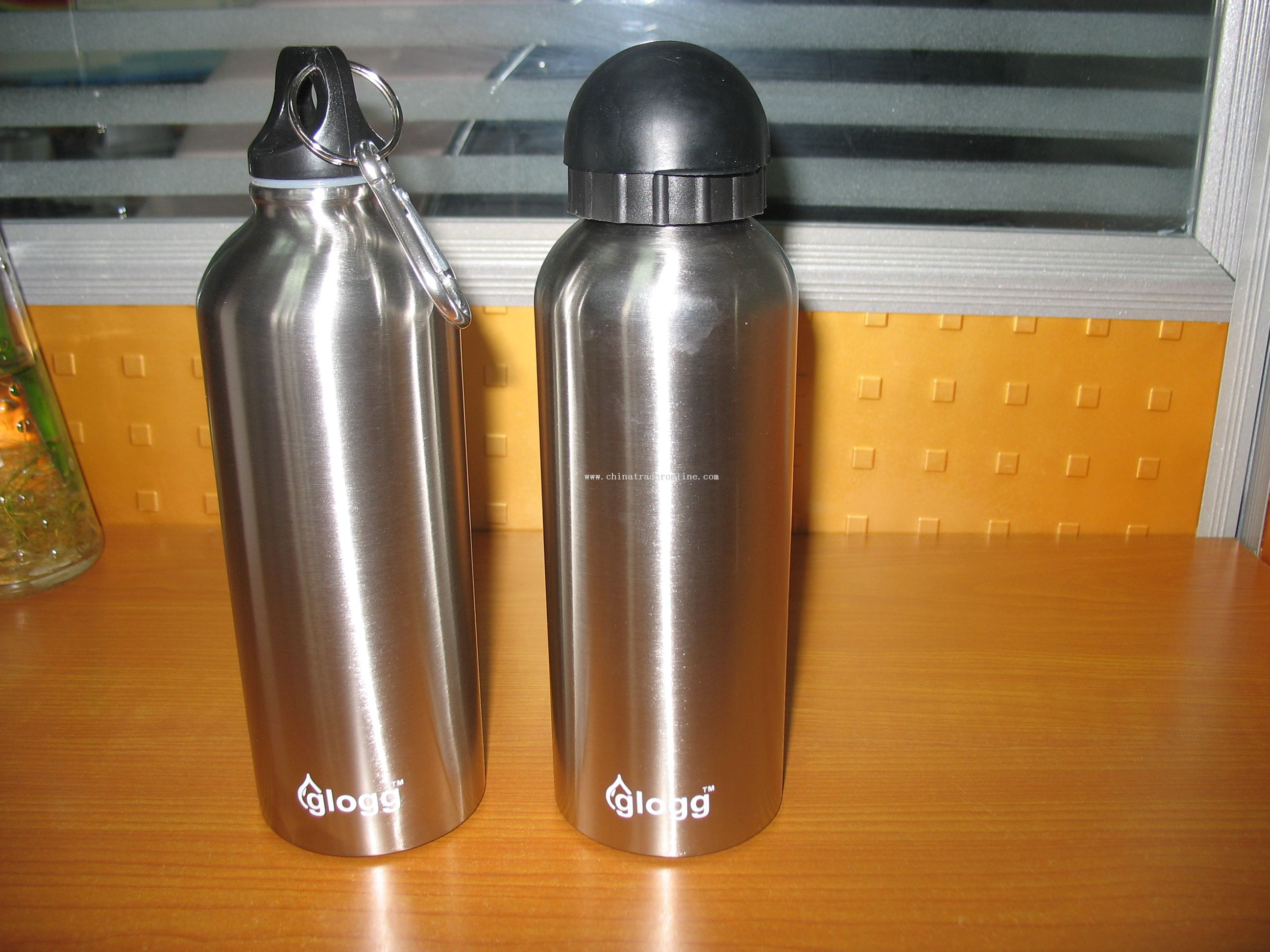 Stainless Steel Water Bottle with custom printing logo
