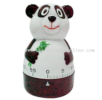 bear-shaped timer